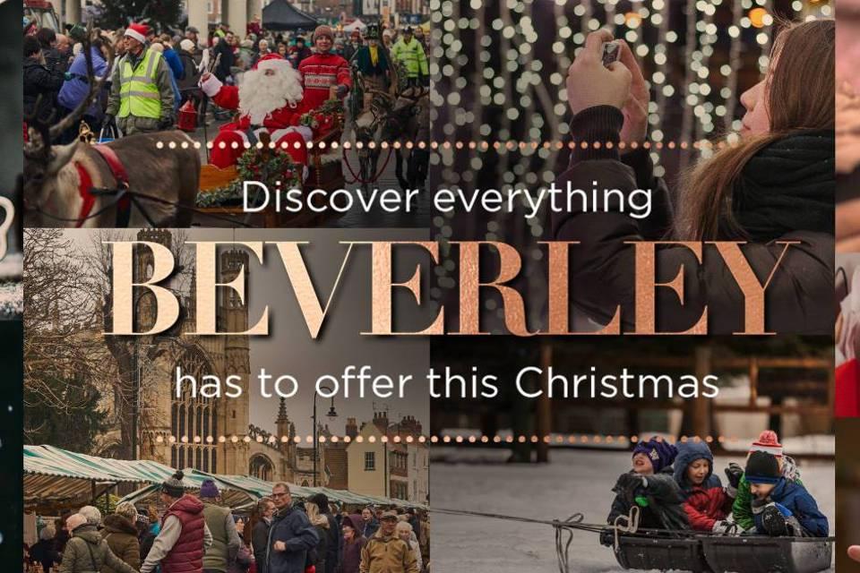Beverley Christmas Market Banner WEB