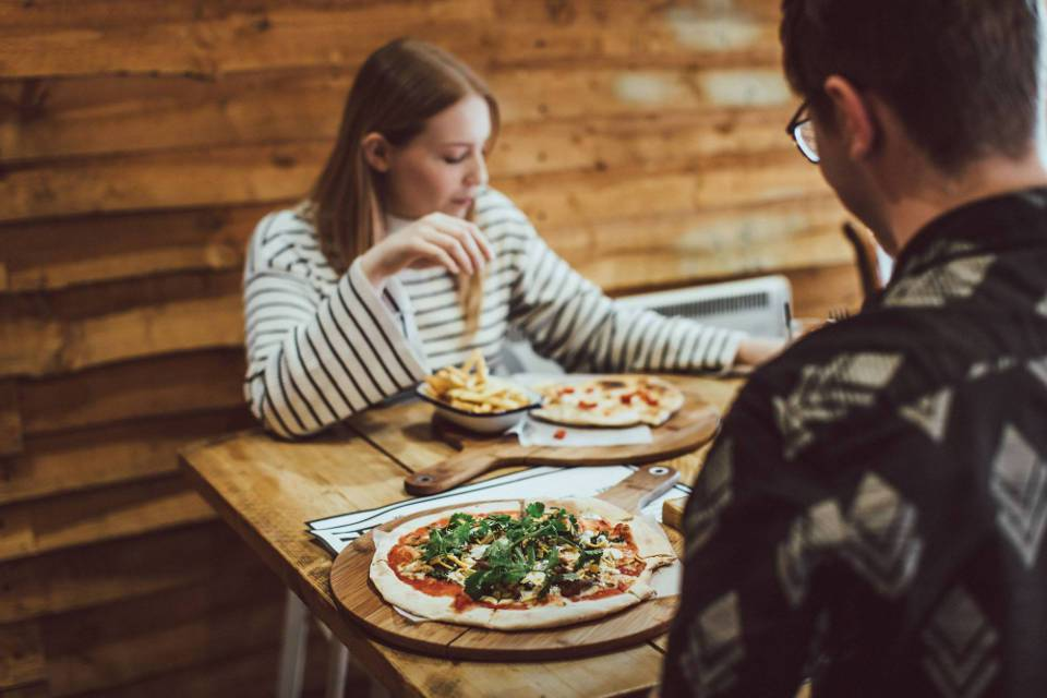 Craft and Dough Sheffield Offers Couple Eating