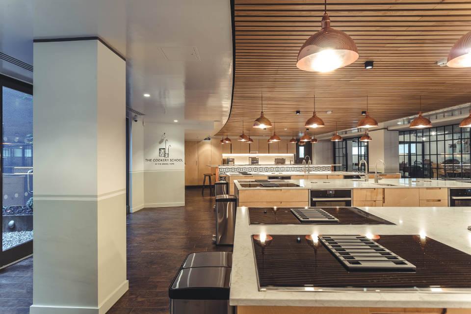 Grand York Cookery School Interior Shot