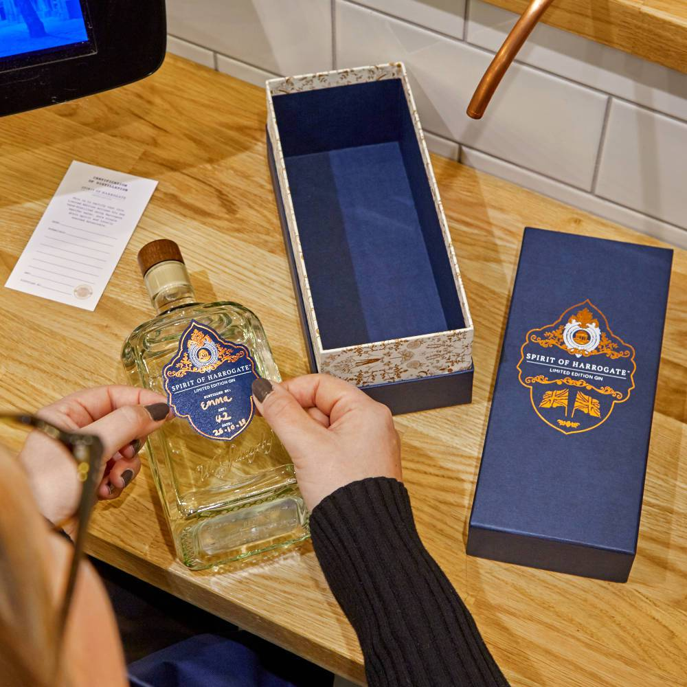 Slingsby Gin Harrogate Gin Making Review