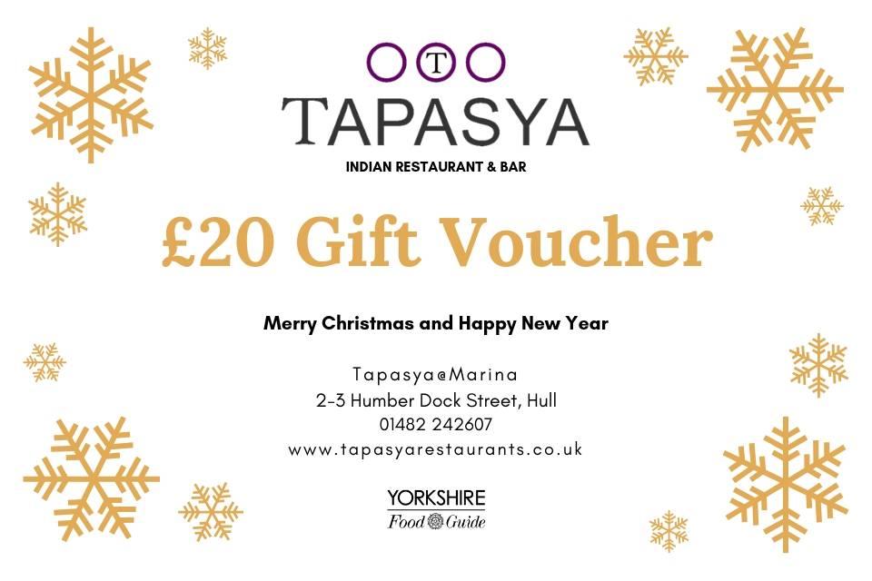 Tapasya@Marina Gift Voucher