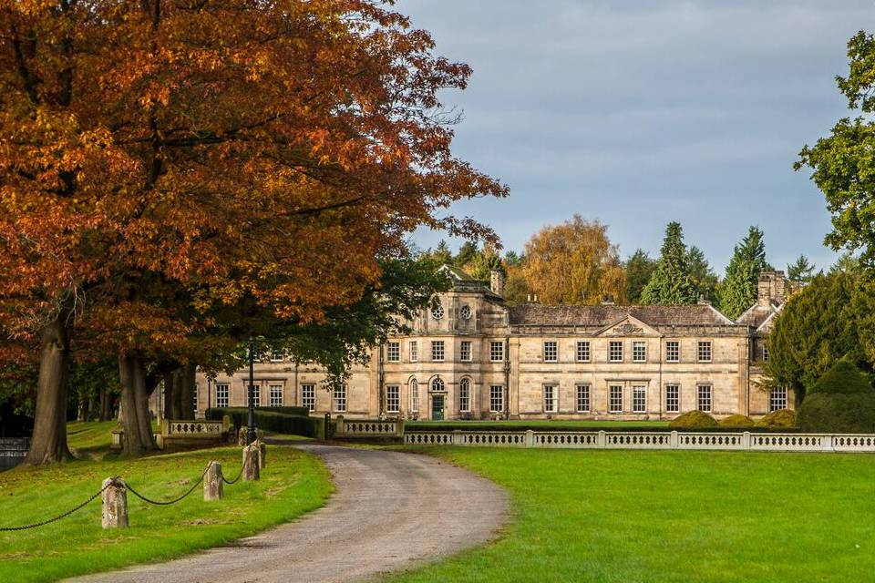 Grantley Hall Exterior Image
