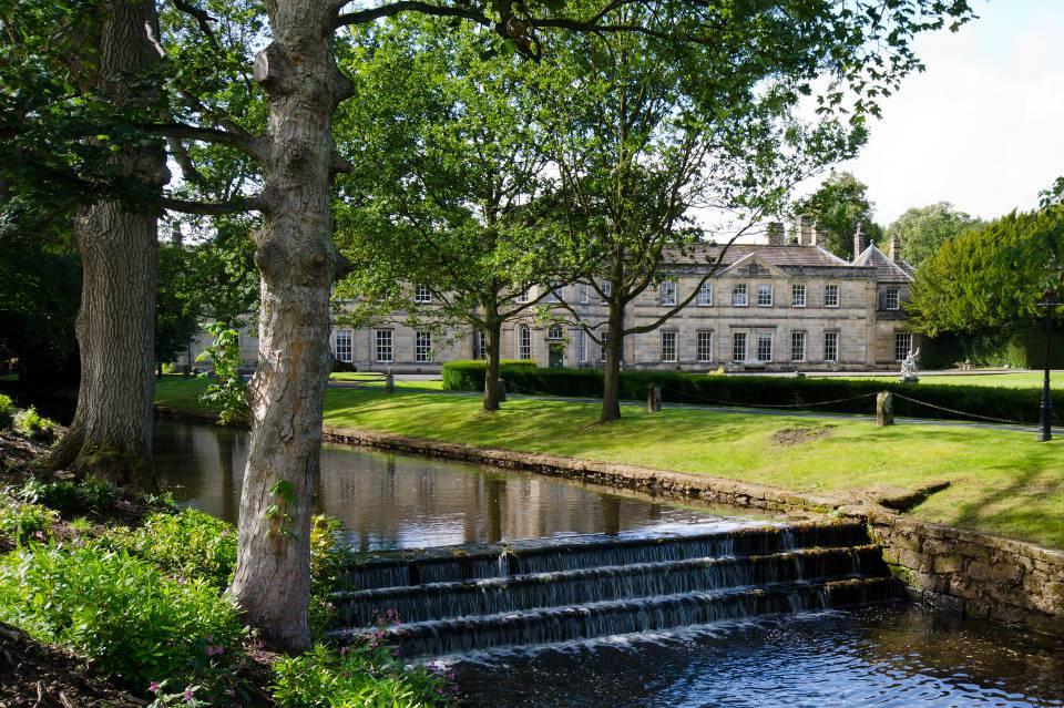 Grantley Hall Exterior