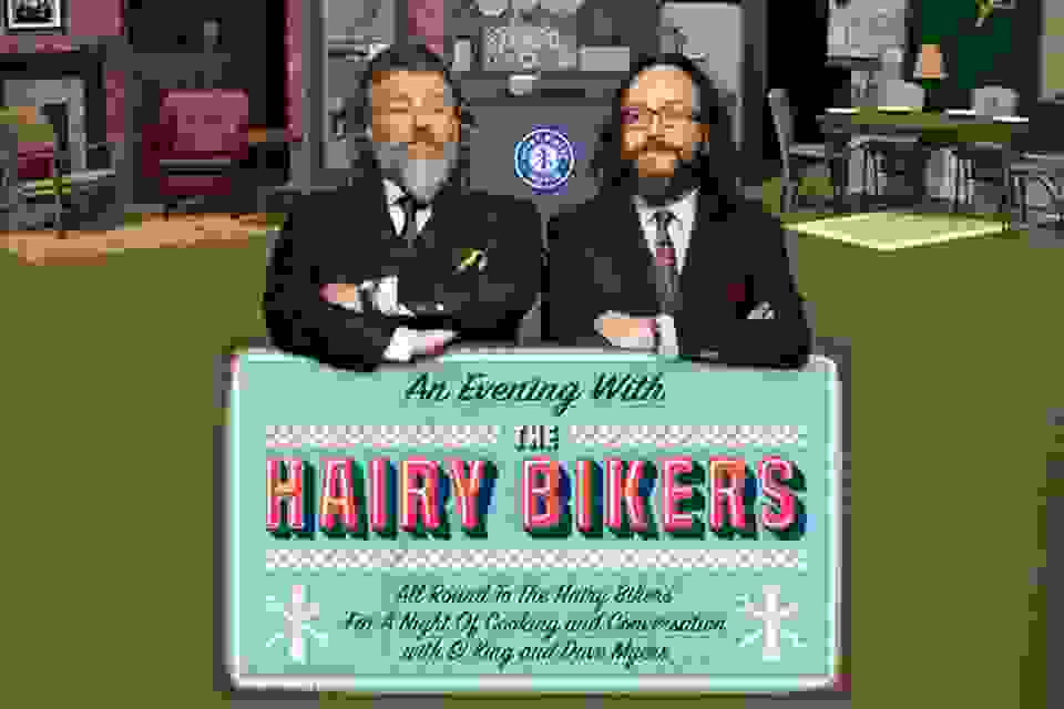 Hairy Bikers York Barbican
