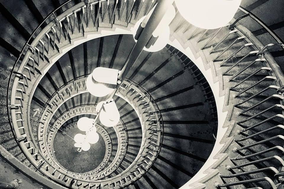 Kommune Sheffield Interior Staircase WEB