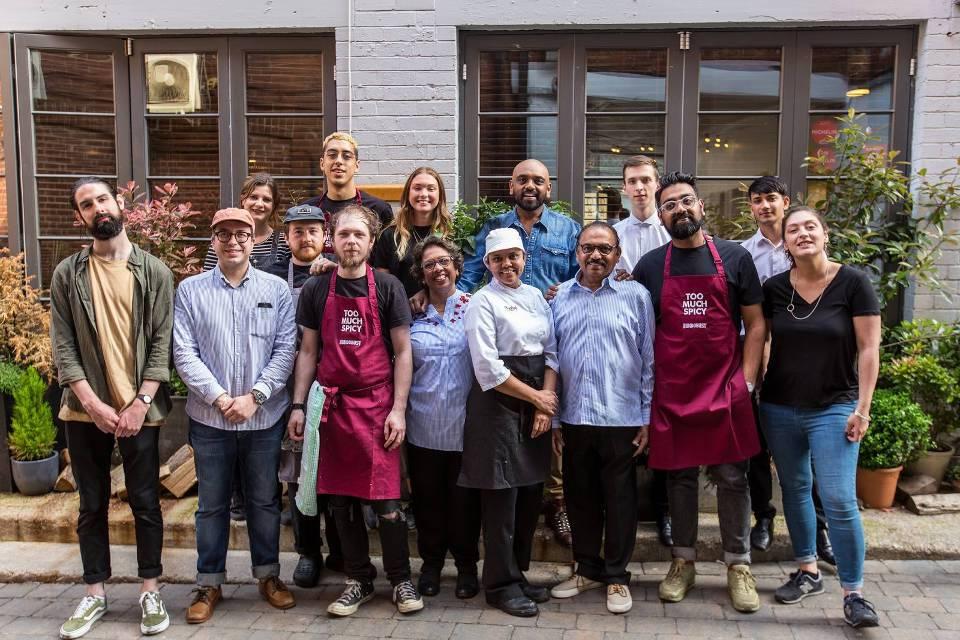 Leeds Indie Food 2019