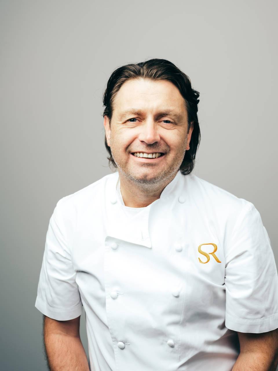 Shaun Rankin Grantley Hall Restaurant Michelin Star Chef