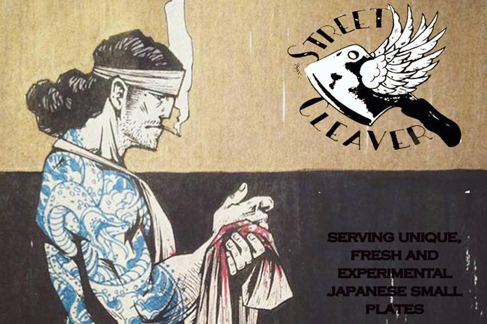 Street Cleaver Japanese Small Plates banner