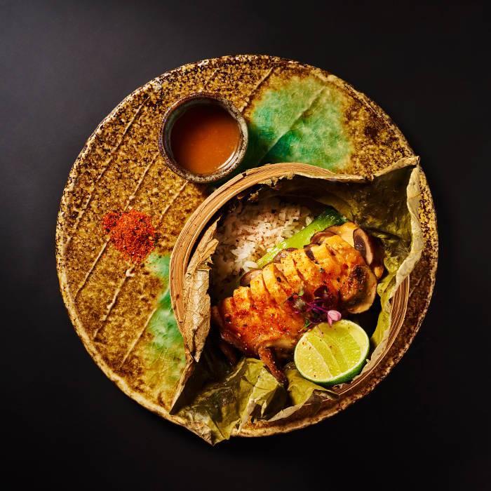Tattu Leeds Chinese Restaurant New Spring Dish