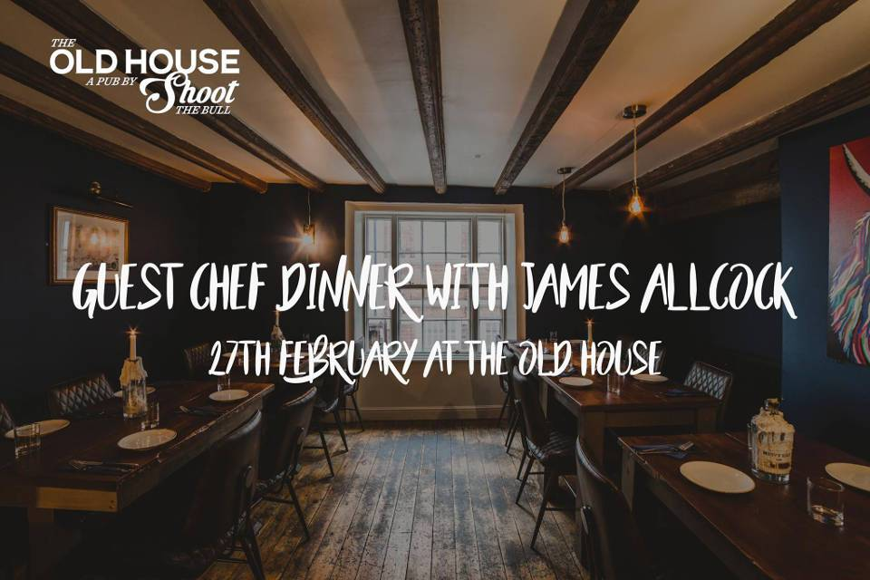 The Old House Hull Event James Allcock