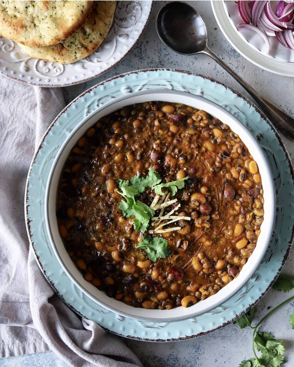 Vegan Lentil Curry recipe