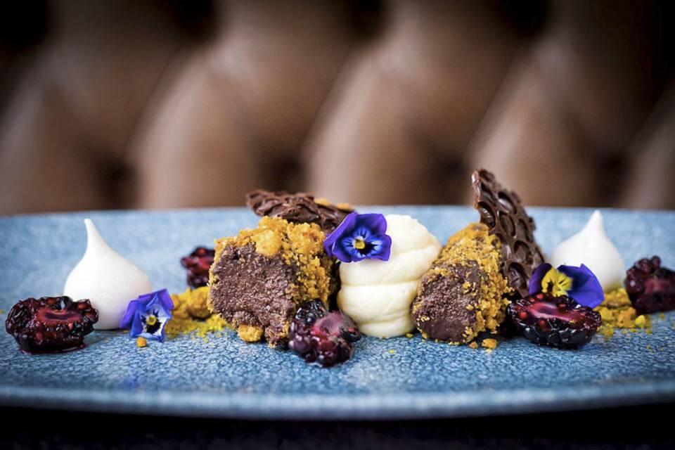 The Refectory York Dessert