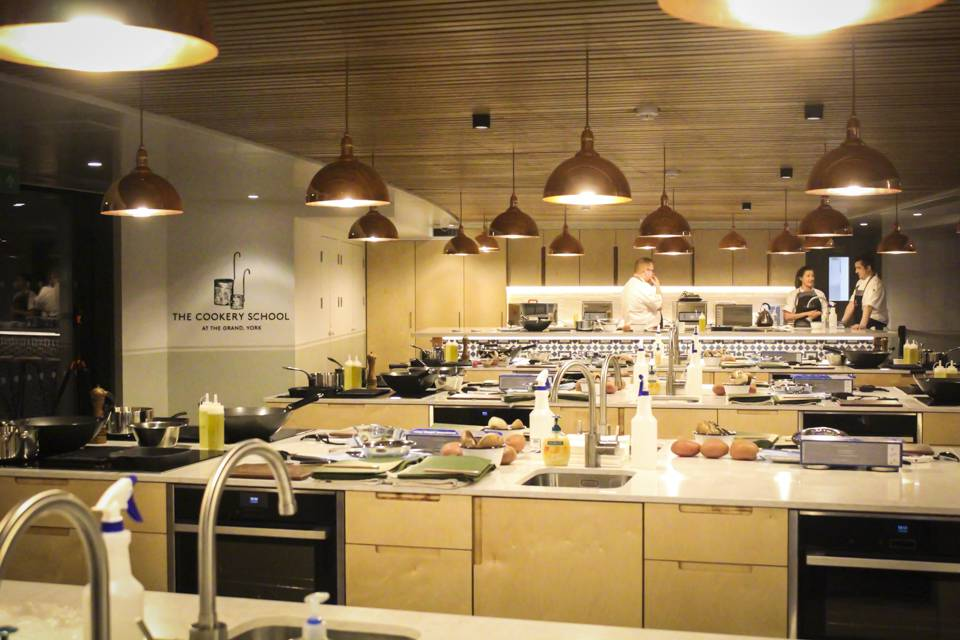 The Cookery School Interior Shot