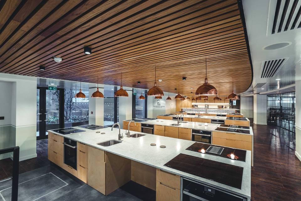The Grand York Cookery School Interior