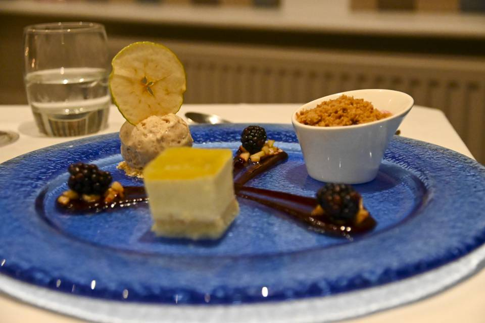 Devonshire Fell Burnsall Apple Dessert