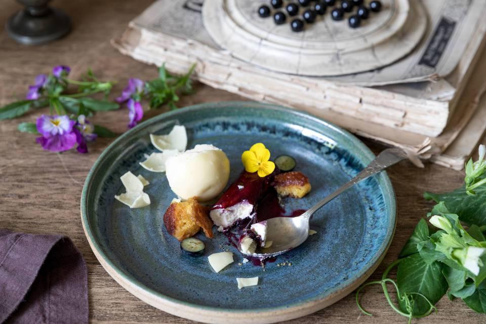 Dessert Tickon Grange Beverley HIDE Restaurant