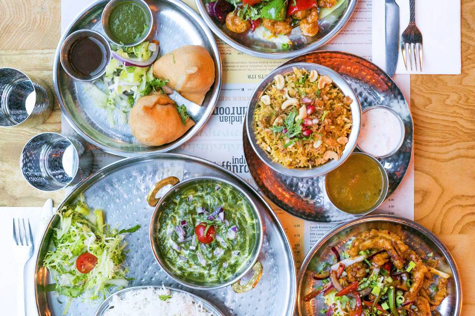 Indian Tiffin Room Leeds Dishes Veganuary in Yorkshire
