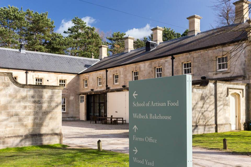 School of Artisan Food Review Cookery School Exterior