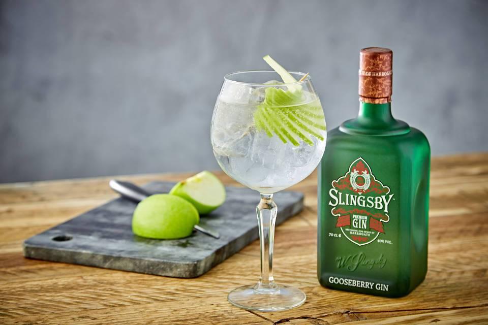 Slingsby Gooseberry Gin Landscape WEB