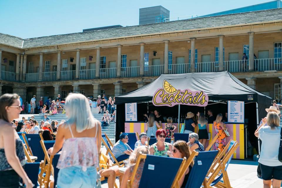 Chow Down Halifax Piece Hall Cocktail Bar