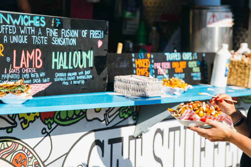 Chow Down Halifax Street Food