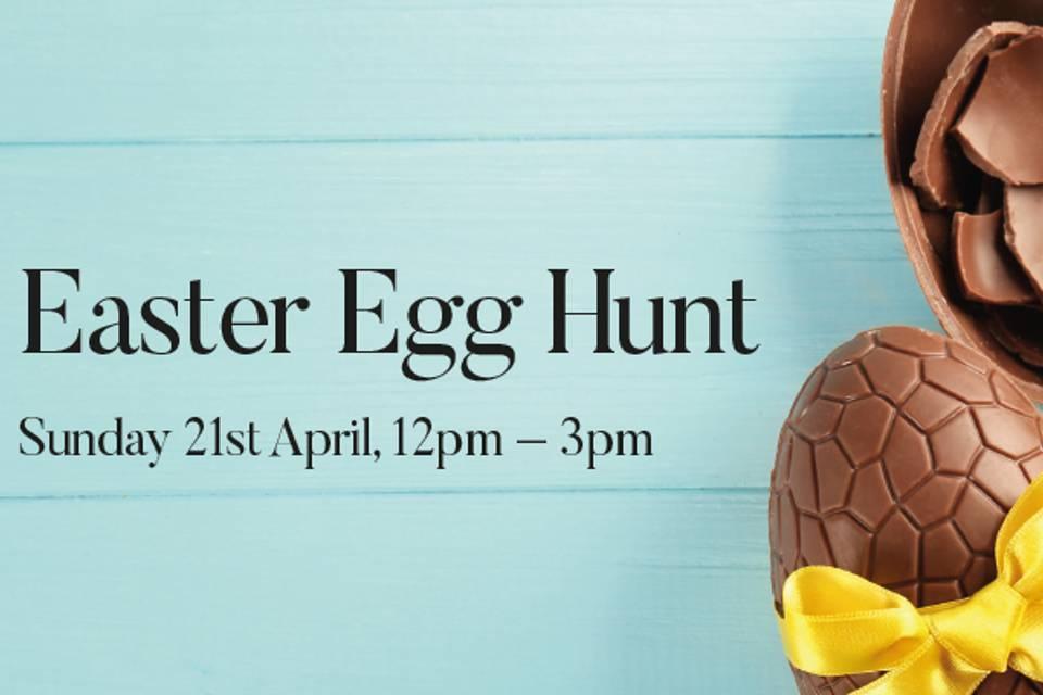 Easter Egg Hunt at The Black Swan at Helmsley