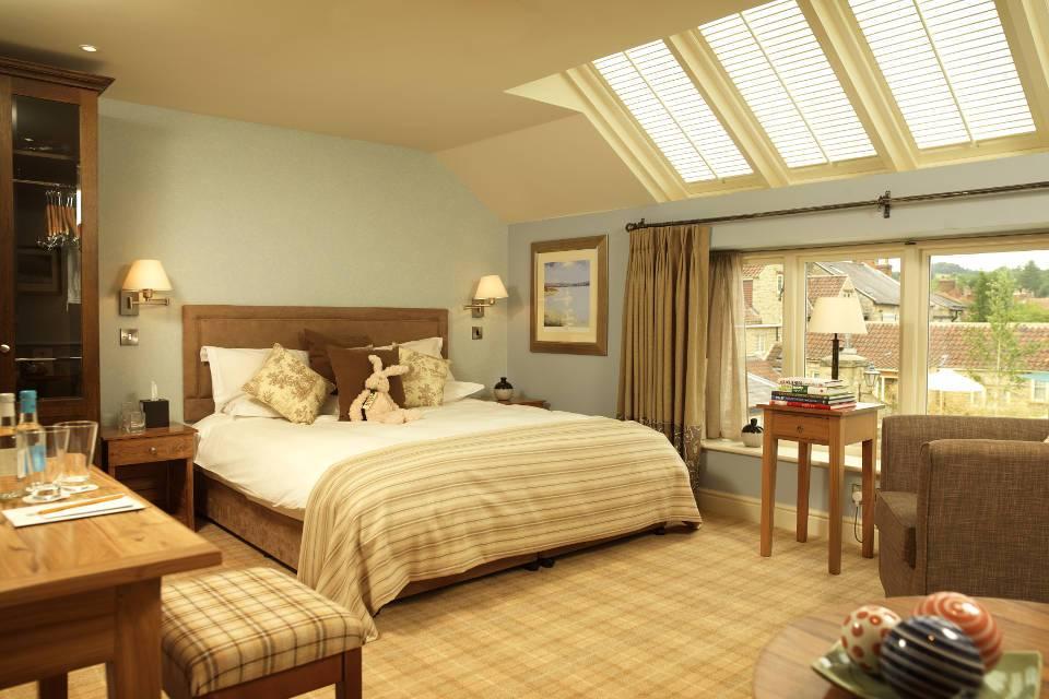 Feversham Arms Hotel Helmsley Bedroom