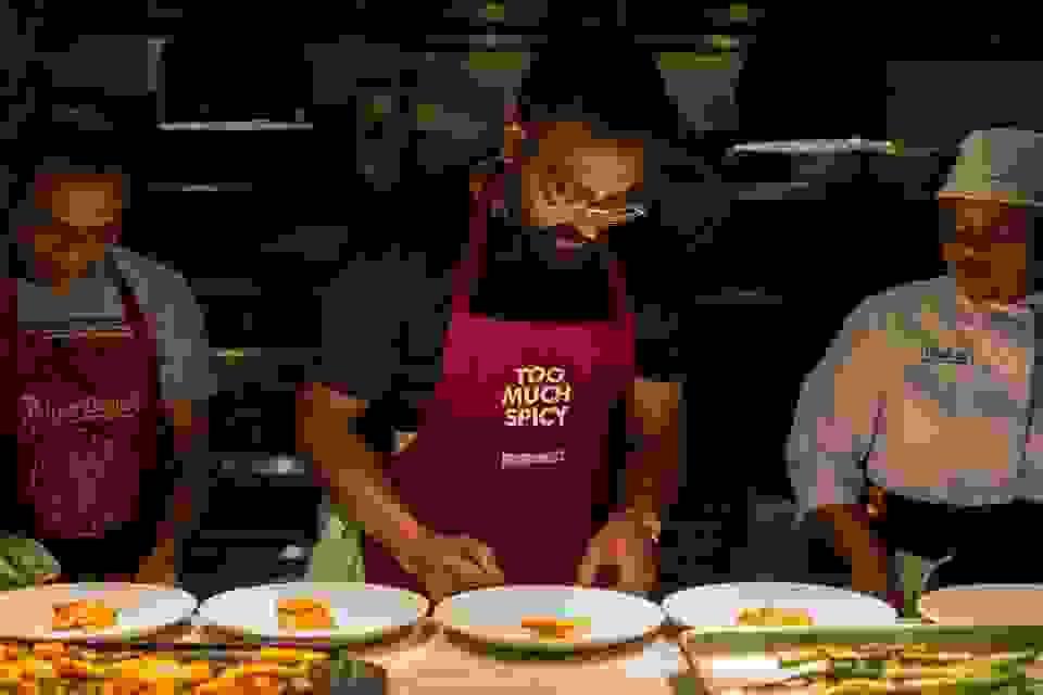 Leeds Indie Food 2019 Prashad Bundobust
