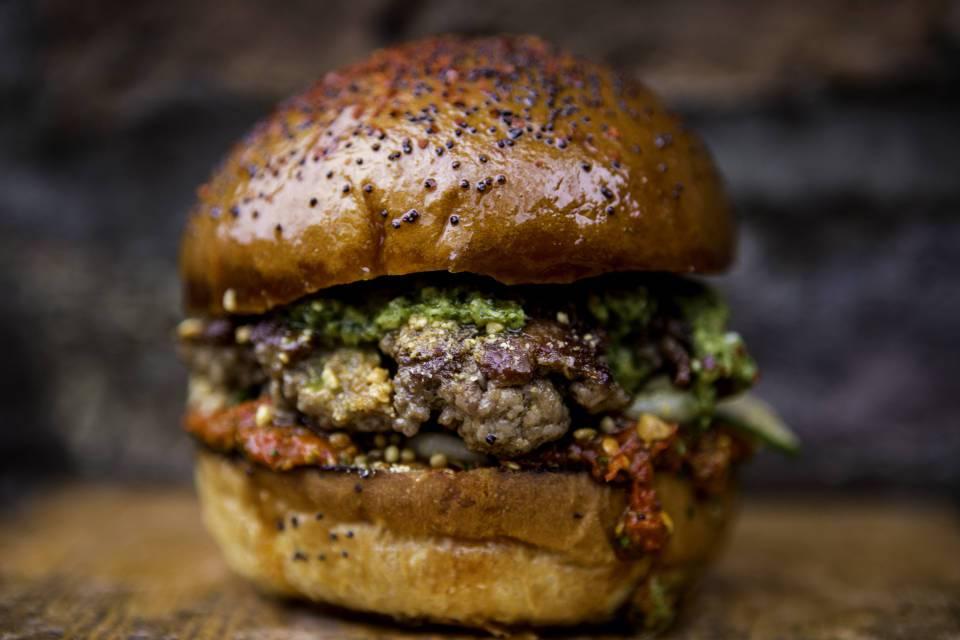 Born To Lose Burger Kitchen Brew York Burger