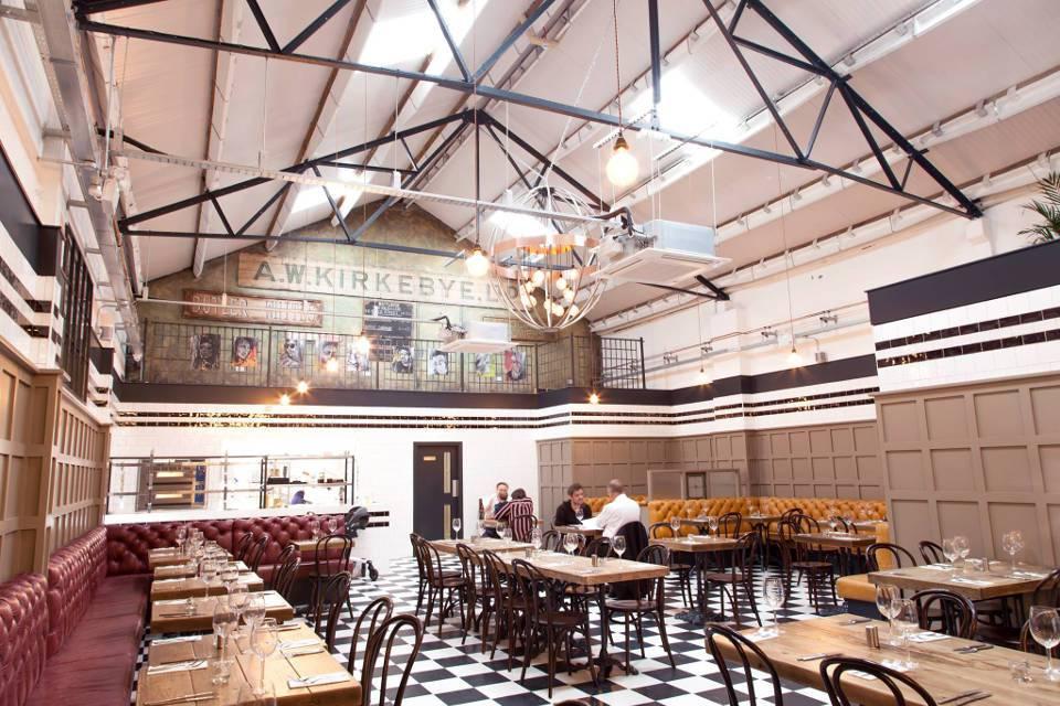 Butler Whites Hull Best Restaurants Interior