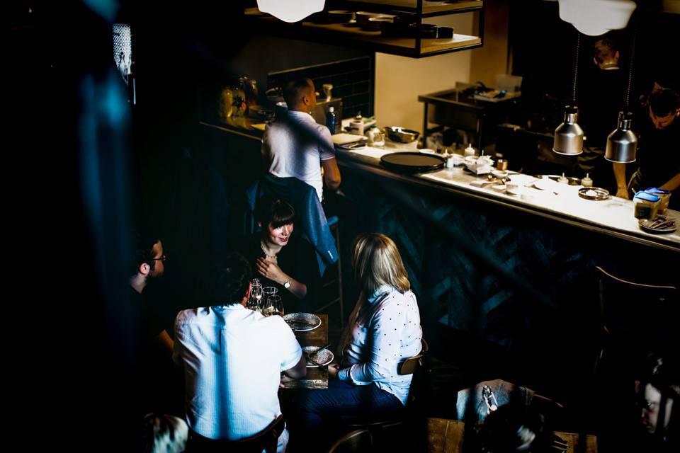 Engine Social Dining Sowerby Bridge Restaurant Interior