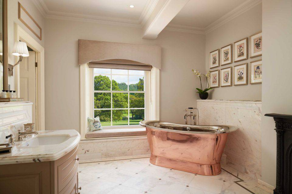 Grantley Hall Bathroom Suite