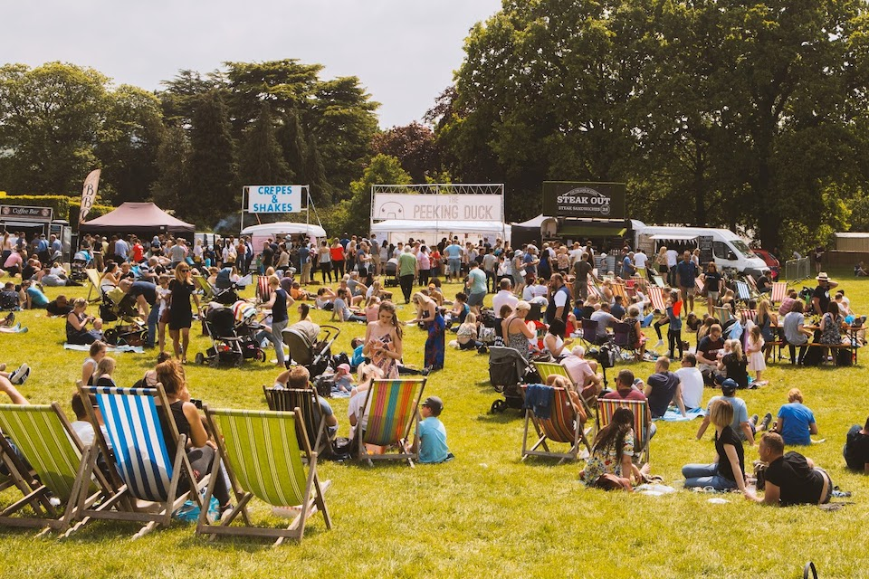 Great British Food Festival - Field