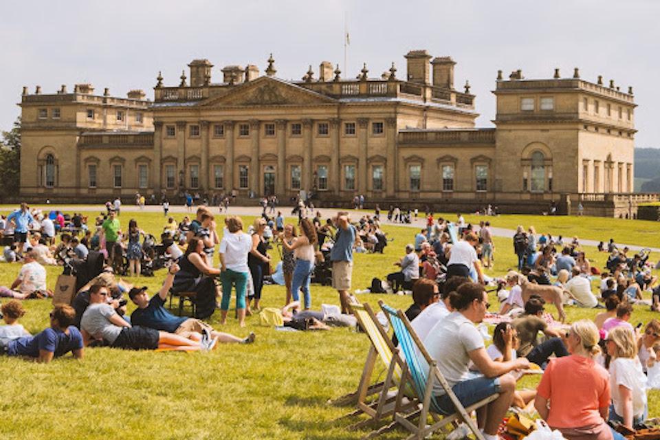 Great British Food Festival - Mansion