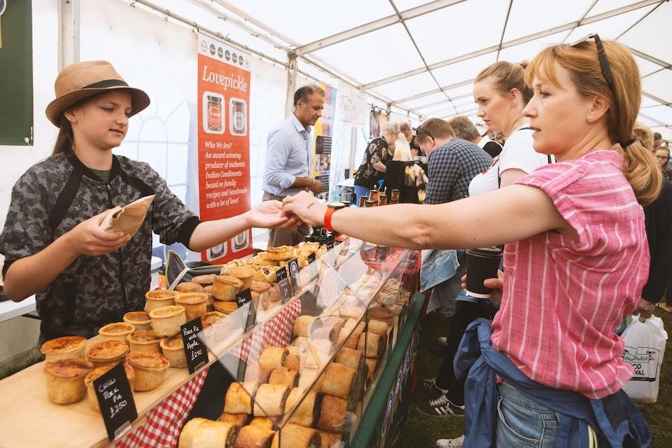 Great British Food Festival - Pie