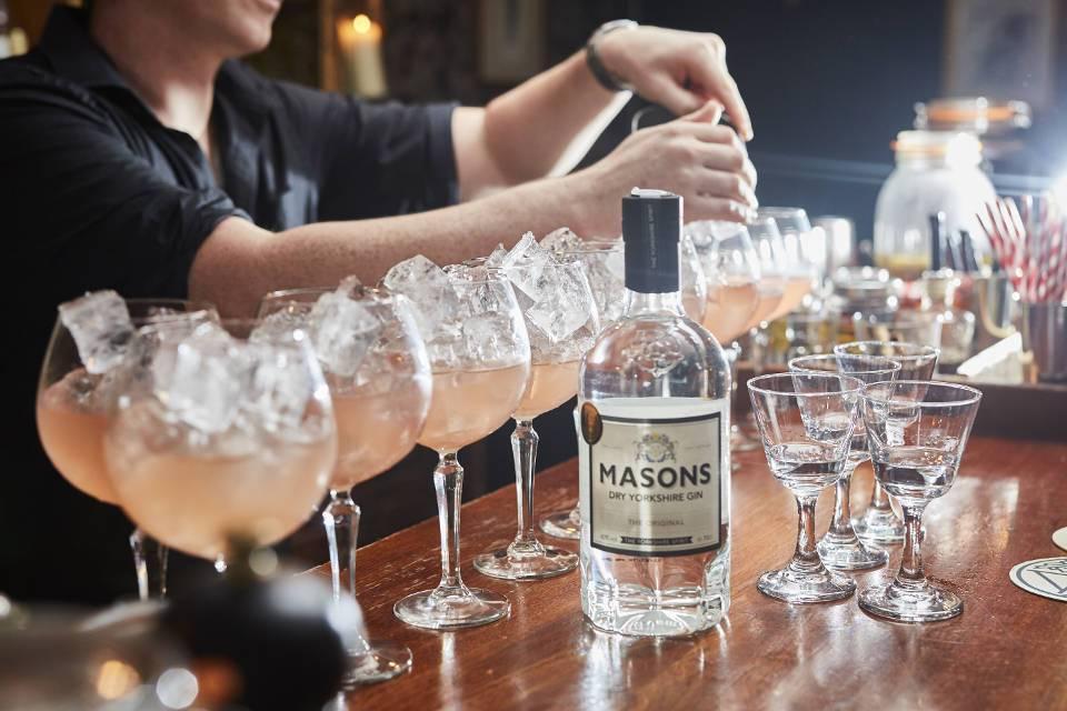 Masons Yorkshire Gin Trail