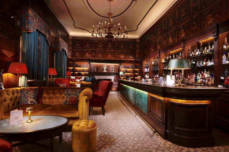 Grantley Hall Norton Bar