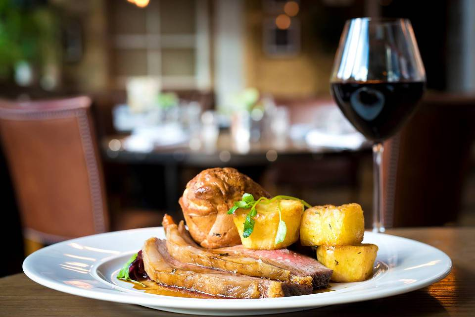 Father's Day Yorkshire Sunday Lunch Offer