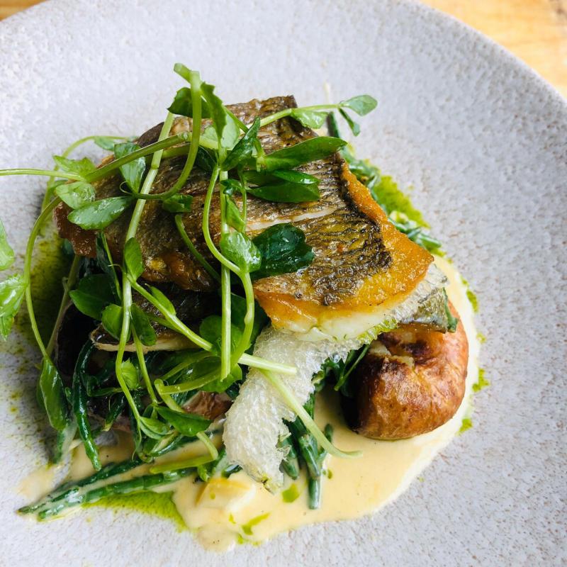 The Milestone Sheffield Example New Dish