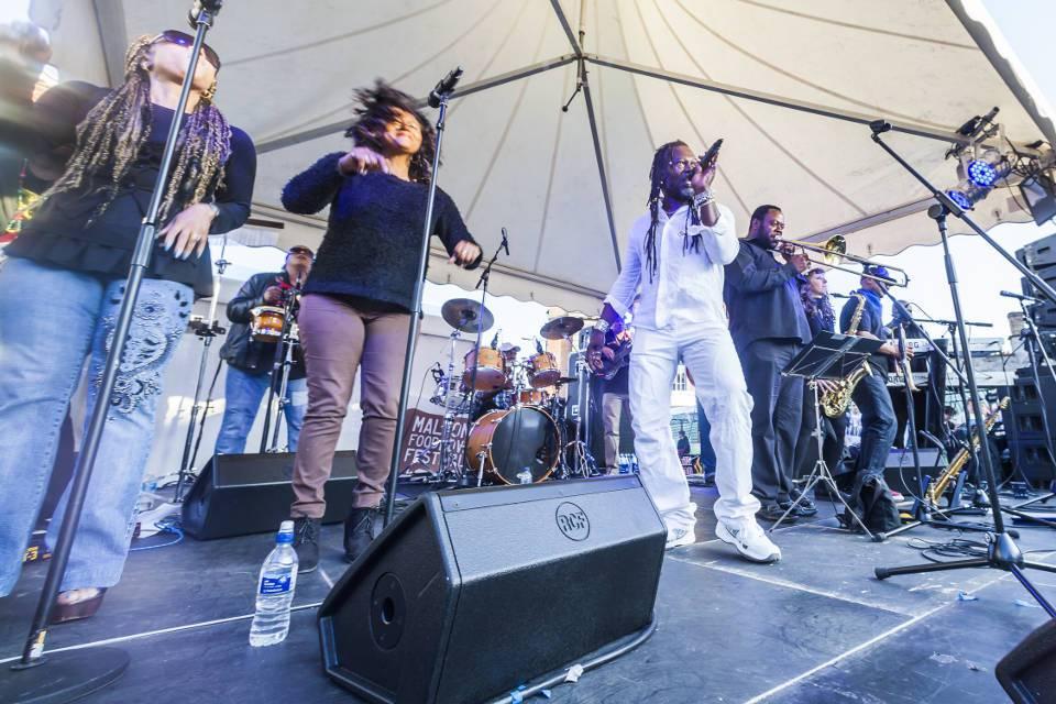 Meadowfest Malton Levi Roots Music