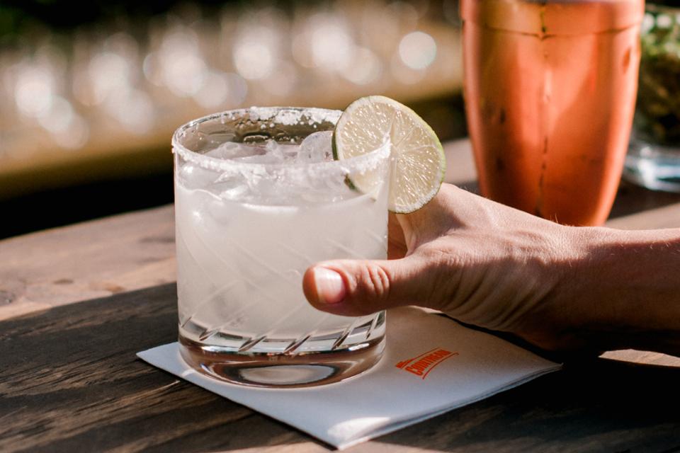 Harvey Nichols Leeds Forth Floor Cointreau Cocktails