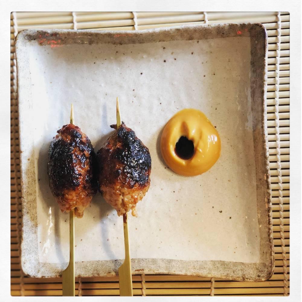 Konjo Cutlery Works Sheffield Chicken Skewers