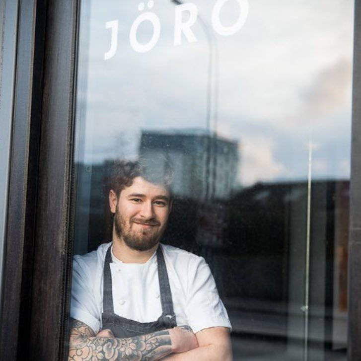 Luke French Chef Joro Sheffield