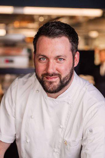Tom Shepherd of Michelin-starred Adam's Birmingham