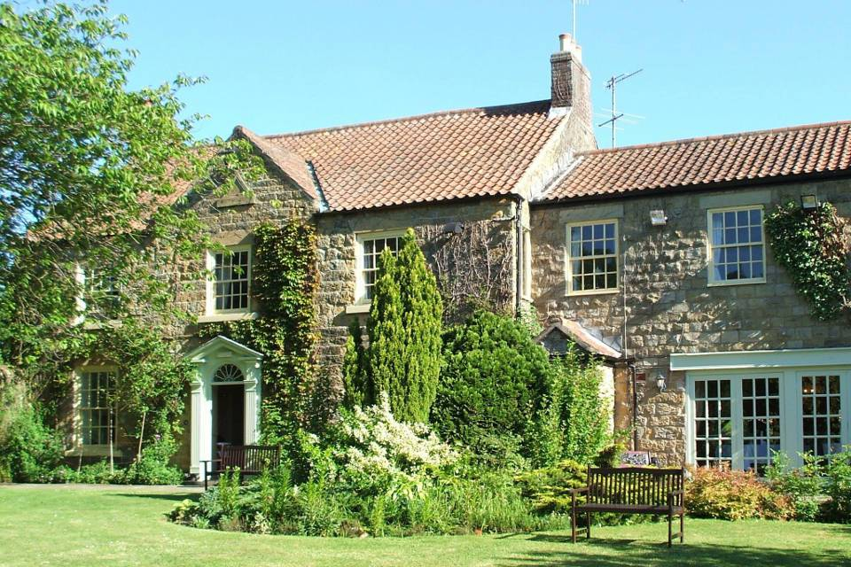 Ox Pasture Hall Boutique Hotel Yorkshire