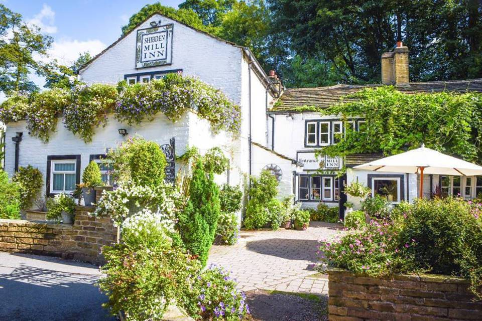 Shibden Mill Inn Boutique Hotel Halifax