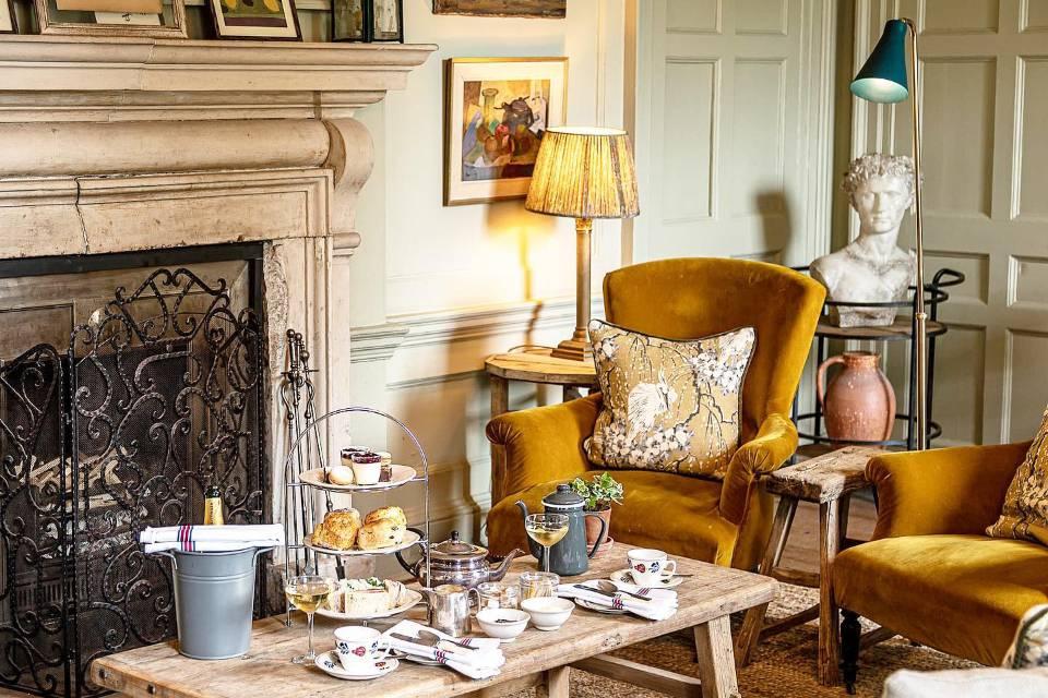 Talbot Malton Afternoon Tea in the Lounge