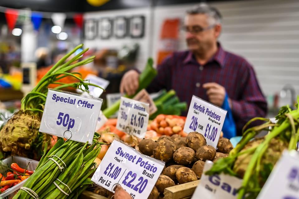Barnsley Markets