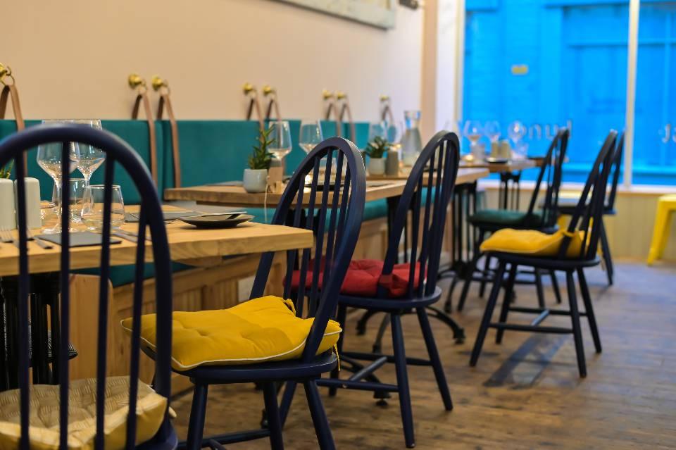 Elsworth Kitchen Skipton review restaurant interior