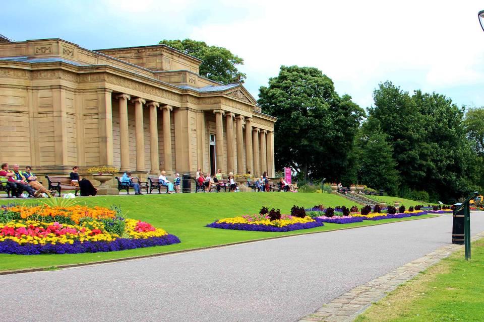 The Weston Sheffield Half Term Events